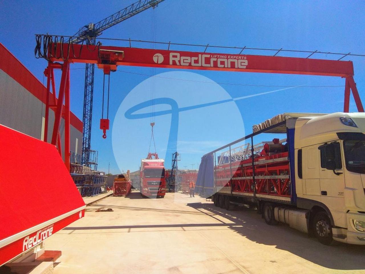 Tower Cranes For Sale, Construction & Building   Redcrane®
